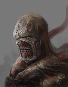 Nemesis - Resident Evil - Ceasar Ian Muyuela