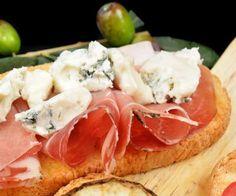 """Este é o sanduíche ideal para quem quer servir o clássico """"queijo e presunto"""", mas quer fazer bonito... - Shutterstock"""