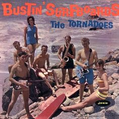 """Bumble Bee Stomp"" by Tornadoes added to Instrumental Surf Rock Mix: Surf Music Instrumental Rock Surf Punk & Hot Rod Rock playlist on Surf Music, Beach Music, Beach Art, Pop Music, Cd Cover Art, Vinyl Cover, Easy Listening, Summertime Music, Surf Movies"