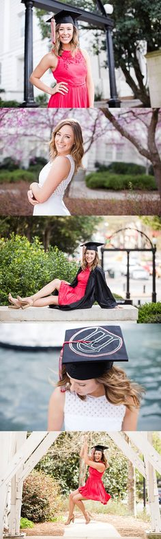 University of Georgia Graduation photos | UGA Senior session | Athens GA Photographer