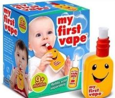 Toy Company Producing 'My First Vape' Children's Toy Is A Viral Hoax
