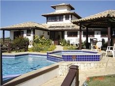 Casa para alugar na Ferradura, Búzios