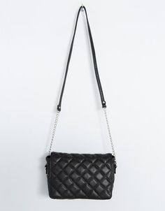 Bershka Turkey - Quilted bag with flap