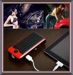 NEW Discount 13600mAh Starter automobile power supply Car emergency start power multi-function PhoneLaptop Rechargeable Battery