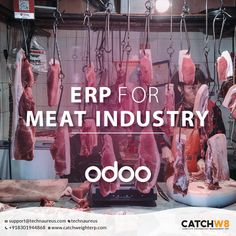 Odoo Catch Weight providing erp for meat industry or meat processors. A meat industry erp can help you alot Sustainable Management, Derp, Inevitable, Weight Management, How To Become, Industrial, Food, Essen, Industrial Music