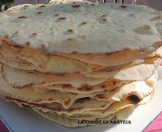 La cuisine en amateur de Maryline: Tortillas