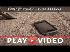 ▶ ZAGG Arsenal For iPhone 5 - Unboxing And Product Introduction - YouTube #ZAGGdaily #Arsenal #newphonecase #YouTube