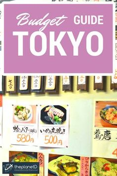 Tokyo on a budget - How to Travel Without Breaking the Bank