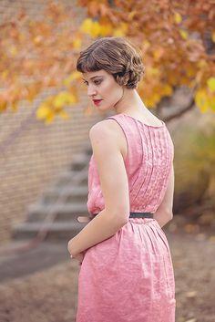 Fashion inspired portraits by Julia Kovalenko Photography. Birmingham, AL.