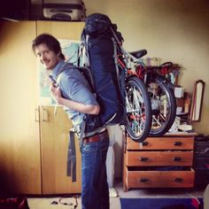 Twitter / leonmccarron: Experimenting with @Dahon Bikes ...