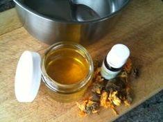 Les jolies fleurs du calendula donnent une huile toute douce !