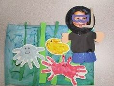 Under the Sea art project