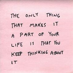 in other words: we are what we think. all that we are arises with our thoughts. with our thoughts we create our world. The Words, Cool Words, Great Quotes, Quotes To Live By, Inspirational Quotes, Being Happy Alone Quotes, Get Over It Quotes, Being Alone Quotes, Forget Him Quotes