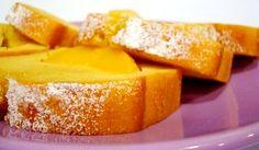 Bizcocho de mango - Recetín