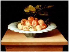 Coupe de Fruits by Lubin Baugin