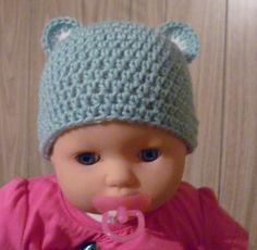 Ravelry: Little Blue Bear pattern by Myshelle Cole