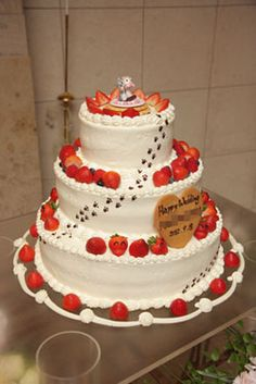 Cats Wedding Cake