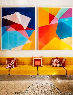 International tastemakers can't get enough of the Paris designer's vibrant, vivacious, and varied work | archdigest.com