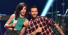 'The Voice' coaches Christina Aguilera, Blake Shelton and Adam Levine paid tribute to former contestant Christina Grimmie on Saturday, June 11, one day after her death — read more