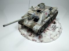 Tank Destroyer, Ww2 Tanks, Military Diorama, World War Two, Scale Models, Military Vehicles, Action, Kit, Facebook