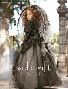 Prettiest witch costume ever