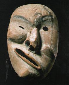 masque inuit yukon