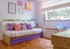 Quarto Manoela - nara maitre | design e estampas