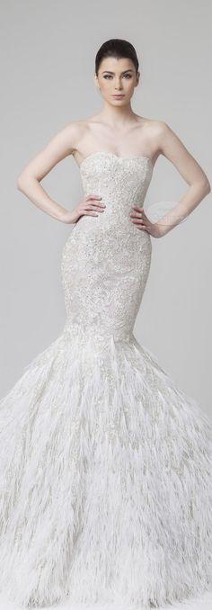 Rani Zakhem Spring-Summer 2014 - Brides §