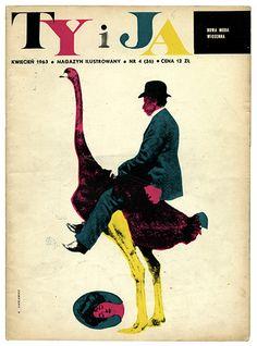 TY i JA, revista feminista polaca de los años sesenta.