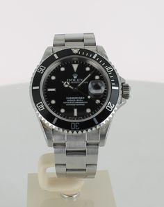 Rolex Submariner en vente sur lacparis.com #rolexsubmariner #swisswatches #auctioneerlacparis.com