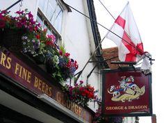 George and Dragon, Salisbury/Wiltshire  Travel the world through Webshots photos!