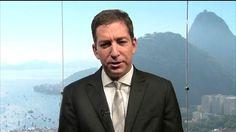 Glenn Greenwald sobre Brasil: el objetivo del juicio político a Rousseff es…