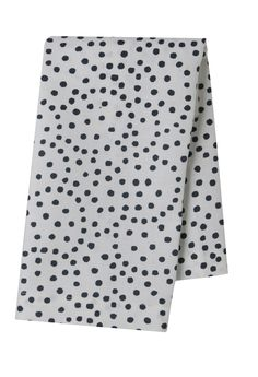 Pehr Selby Collection Blue Dot Tea Towel