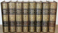 Lexikon und Enzyklopädie | Brockhaus Conversations-Lexikon 13.Auflage, 17 Bände, 1882-1887, Bolms