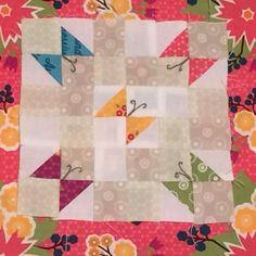 Debby Brown Quilts: The Splendid Sampler -- Wings