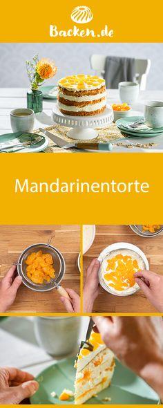 Ober Und Unterhitze, Creme, Breakfast, Yogurt, Cool Recipes, Cream Cake, Coffee Meeting, Morning Coffee, Morning Breakfast
