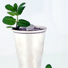 This drink was featured as a Cocktail of the Month. Click here to learn more about the Mint Julep.