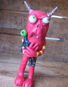 ooak monster Lenny