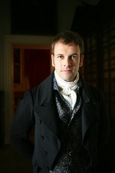 Mr. Knightly, Jonny Lee Miller, in Emma.  In my opinion, the best casting of Mr. Knightly that I've seen so far! ~ SW