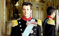 Crown prince Frederick