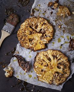 Aine Carlin loves experimenting with spices and injecting lots of flavour into ingredients that have very little. Her jerk style cauliflower steaks are extremely tasty!