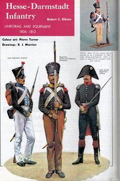 Empire, Army Uniform, Napoleonic Wars, American Revolution, Military History, Warfare, Troops, 19th Century, Spanish