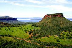Manso Lake I, Chapada dos Guimarães (Mato Grosso)