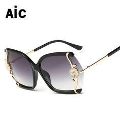 2017 Fashion Metal Lace Anti-uv Luxury Women Sunglasses ,Cassic Camellia Diamond Decoration Sunglasses For Female Shades UV400 #Affiliate