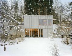 Villa Eder-Hederus by Kod Arkitekter + General Architecture - Sweden