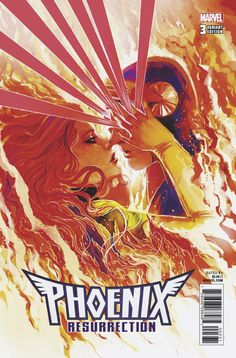 Phoenix Resurrection: The Return of Jean Grey #3 - Chapter Three: A Constellation of Them All (Issue)