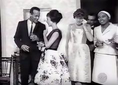 May 19, 1962: Party following Madison Square Garden birthday celebration for JFK at the at the Manhattan home of Arthur and Matilda Krim.