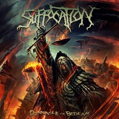 GERATHRASH - extreme metal: Suffocation - Pinnacle Of Bedlam (2013) | Technica...