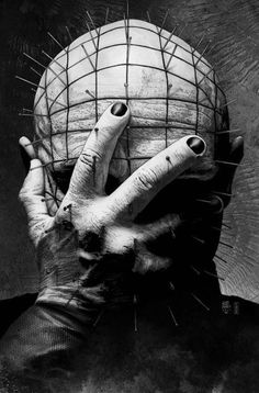"Movie: ""Hellraiser"". °"