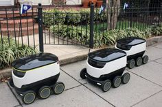 Delivery Robots Legalized in Virginia